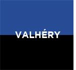 Valhéry jouent à pile ou face