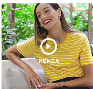 kenza influenceurs